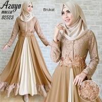 Indonesiaheritage Gamis Syari Pesta Brukat Brokat Premium Original Real Pic Gaun Pesta Party Dress Hijaber Hijab Jilbab Fashion Busana Kondangan