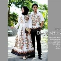 Daftar Harga Baju Kemeja Batik Gamis Couple Pasangan Kipas Bulan Maret 2021