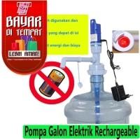 Daftar Harga Pompa Galon Elektrik Adaptor Electric Water Pump Bulan April 2021