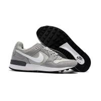 Nike Mens Air Pegasus 89 Running Shoe Fashion Casual Lightweight Sneakers (White/Grey) (803678044)