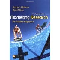 Marketing Research An Applied Approach Ebook