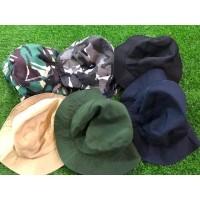 Topi Bucket Hat Buckethat Hats Polos   Topi Mancing (21398918) 86e9c69901