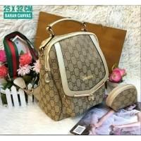 New Item Bags G9e36 Tas Ransel Punggung Kanvas Gucci Wanita Murah Tas Tas  Wanita Y64r42 ( b647d1c689