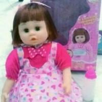 Daftar harga Boneka Happy Baby Music Bisa Bicara Dan Menangis Bulan ... 9e064a8593