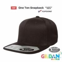 110F One Ten Snapback Flexfit Yupoong  Premium  Topi Hip Hop Original  (25393292) 402ead8224