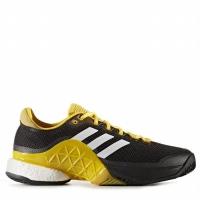 Adidas Tenis Barricade Boost Sepatu tenis Batminton premium original  (25424653) a1c82ccfd8