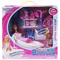 mainan bath tub bayi dream mini bathroom   bathtub baby doll (25457305) 9f5c31e8fe