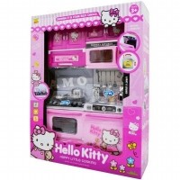 Mainan lemari dapur anak perempuan HELLO KITTY kitchen set Murah   3ceb86b2d3