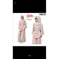 Daftar harga Aliena Set Mint Pakaian Wanita Online Shop Murah Bulan ... a4621bf980
