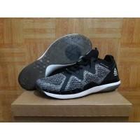Sepatu Reebok Ultra 4.0 Original - Black - Grey - Big size - Sport - Fitnes 684de288cb