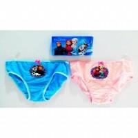 Celana Dalam Anak Perempuan Gambar Printing - CD Kolor Model Frozen Ori  Disney Bahan Cotton 100 553cbef594