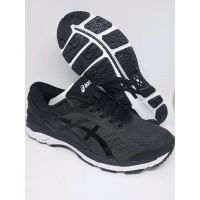 Sepatu Running.Gym.Volly Asics Gel Kayano 24 Black White Murah (25795826) dc17aa5c90