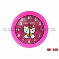 Terbaik Jam Dinding Hello Kitty HK105 Diameter 30 cm Zn2088 (25953521) 49992f43cd