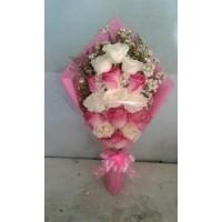 Daftar harga Buket Bunga Mawar Satuan Bunga Mawar Asli Bulan Maret 2019 6a146cff0e