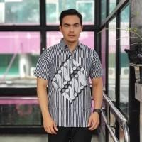 Daftar Harga Hem Lurik Kombinasi Batik Rararere Bulan Agustus 2019