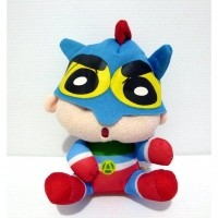 Boneka Sinchan Original Boneka Shinchan Original Japan Pahlawan Bertopeng  (26156961) 675abbc840