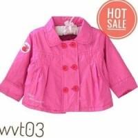 Hot Sale - jacket parasut baby toddler jaket anak pink cewek balita bayi  (26264674) c59c6c67ef