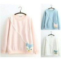 AD ราคา sweater wanita sweater korea jaket wanita jaket korea jaket murah  sweater import (26327914) 399bfe3099