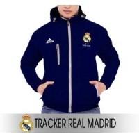Daftar harga Jaket Tracker Windbreaker Real Madrid Anti Air Bulan ... 35e7b3eed2