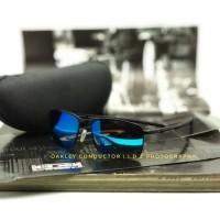 Daftar harga Kacamata Oakley Jury Gun Blue Kacamata Polarized Bulan ... 05508f6258