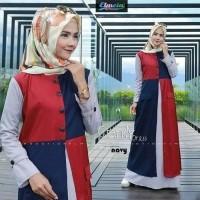 Baju Gamis Wanita Terbaru Gamis Model Kekinian Gamis Terlaris 26757144