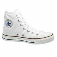 Daftar harga Sepatu Converse Warna Putih Bergaris Merah Biru Bulan ... c881f01d11