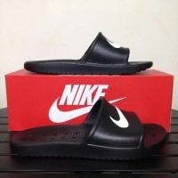 1549b99fb905fc Sandal Nike Kawa Shower Black 832528-001 Original BNIB (26782437)