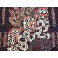 Batik Tulis Bahan sutra ATBM Motif Merah Maroon (26897477) 40e33e6a23