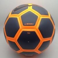 3c2cdad74a Bola Futsal Nike Menor X Ball Wolf Grey Orange SC3039-012 Original  (24724850)