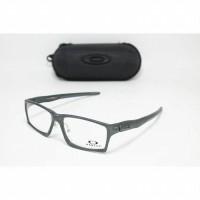 KACAMATA CASUAL !! Frame Kacamata Minus Oakley Pit Boss Kotak Pria  (24184632) 5aecfe31ef