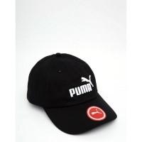 Puma topi Essentials cap - 05291909 - hitam (27451718) 04fbec80d4