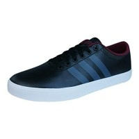 newest 9e68d 4668f release date adidas neo easy vulc vs mens sneakers shoes black 7 6bf0a 222f5