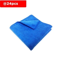 harga Microclean Microfiber Multipurpose Cloth 40x40cm Blue Box 24 Pcs MCBLUE24 (51907) Ralali