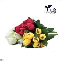 1019 Bunga Tulip Artifisial  Bunga Tulip  Bunga Plastik  Bunga Palsu fa04add6a9