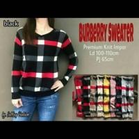 Daftar harga Burberry Sweater Bulan Maret 2019 7d6671de95