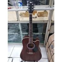 Gitar Akustik Jumbo Cort Browndoff Gelap Jakarta Murah