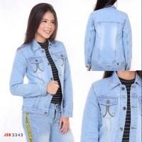 Daftar harga Jaket Jeans Denim Wanita Bulan Maret 2019 93e2719ed3