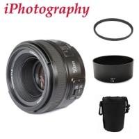 Daftar harga Yongnuo Lensa Nikon 50mm F1 8 Bulan Maret 2019 e6daeb3845