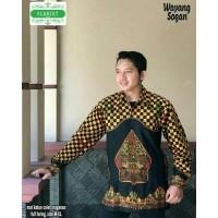 Daftar harga Keris Emas Kemeja Hem Batik Solo By Florist Bulan Maret ... db6fb396d3