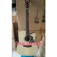 Gitar Akustik Natural Yamaha Tipe F500 Murah Jakarta