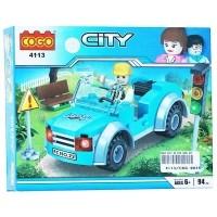 Daftar Harga Lego Cogo Polisi City 98 Pcs Seri 4116 Cog 0002 Bulan