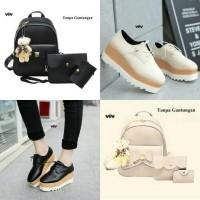 Daftar harga Sepatu Murah Platform Shoes Wanita Bulan November 2018 ... f37e8760fb