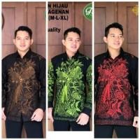 Daftar harga Baju Batik Solo Cantik Shalbina Florist Pastel Bulan ... 840e907aaf