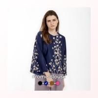 Frome Blouse - Baju Casual Atasan Wanita Murah Model Terbaru by FEMINE 641b47f06f