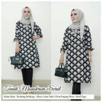 Daftar Harga Model Tunik Batik Muslim Bulan Januari 2020