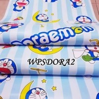 Daftar Harga Wallpaper Sticker Doraemon Biru Bulan Februari 2020