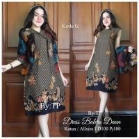 Daftar harga Dress Kantor Batik Cantik Xxxl Bulan Agustus 2019