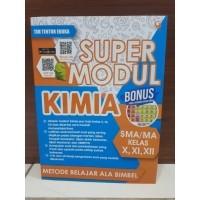 SUPER MODUL KIMIA SMA /MA X, XI, XII + TABEL PERIODIK UNSUR KIMIA