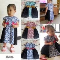 Daftar Harga Dress Anak Katun Dress Anak Brokat Bulan