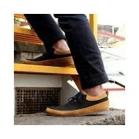 Daftar harga Sepatu Pria Joey Gale Black Joey The Footwear Bulan ... 7a473544c0